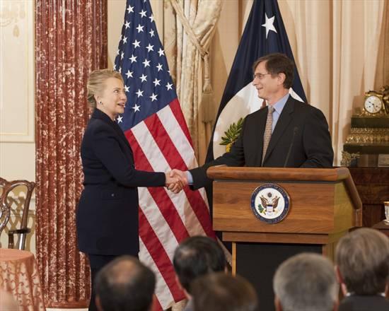 Andrew Wertheim - U.S. Secretary of State Hillary Rodham Clinton
