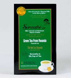 25 Green Tea Bags