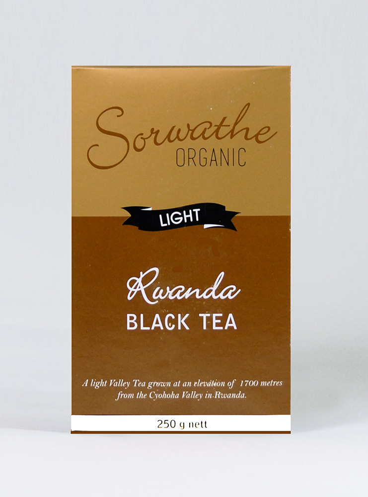 Sorwathe Organic Black Tea