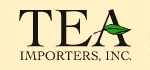 Importers of tea from most of the tea producing countries in the world